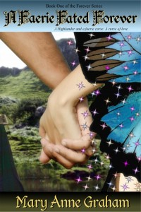 Click to view the full-sized e-book cover of <i>A Faerie Fated Forever</i>.