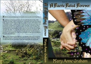 Click to view the full-sized paperbook cover of <i>A Faerie Fated Forever</i>.