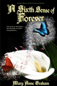 Click to view the full-sized e-book cover of <i>A Sixth Sense of Forever</i>.